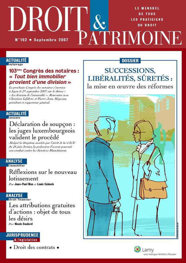 Sommaire n°162